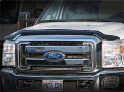 WeatherTech - Stone And Bug Deflector  50186 - WeatherTech  50186 - Got Truck Accessories - Image 1