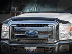 WeatherTech - Stone And Bug Deflector  50108 - WeatherTech  50108 - Got Truck Accessories - Image 1